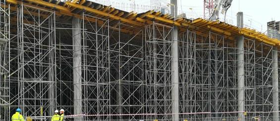 Cimbra diseñada para Obra Civil y Edificación