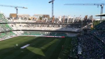 Estadio Benito Villamarin, Sevilla, España