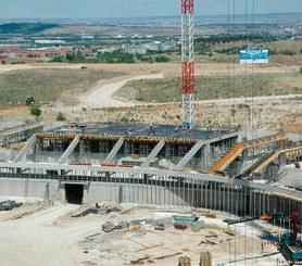 Estadio Wanda Metropolitano, Madrid, España