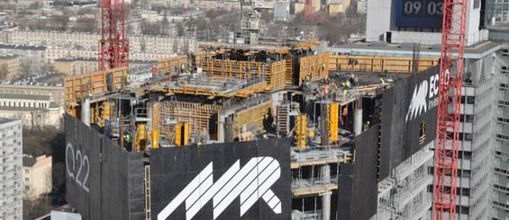 Torre Q22, Varsovia, Polonia
