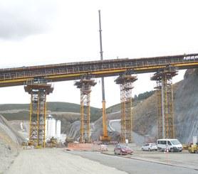 Infraestructuras Alta Velocidad Ferroviaria, España