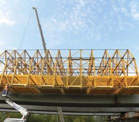 Puente Maria Skłodowska-Curie, Varsovia, Polonia