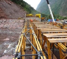 Puente Tingo, Carretera Interoceánica Norte, Perú
