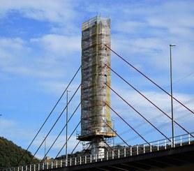 Puente de la Arena, Bilbao, España