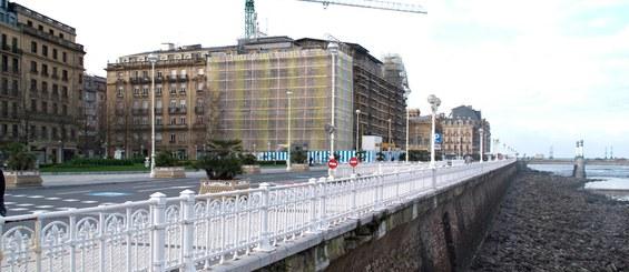 Rehabilitación Hotel Maria Cristina, Donostia, España